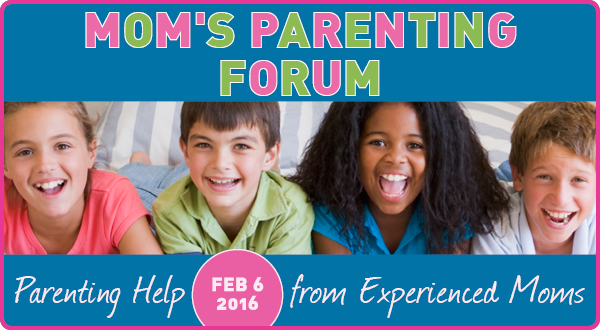 Moms Parenting Forum bus widget