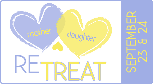 Mother-Daughter Retreat bus widget